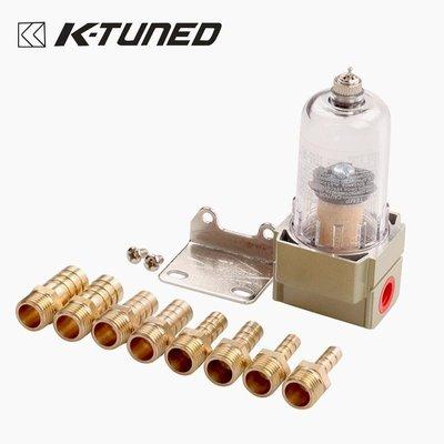 【現貨】smc空氣過濾器小型真空過濾器汽車通用改裝機油濾清器NN5240