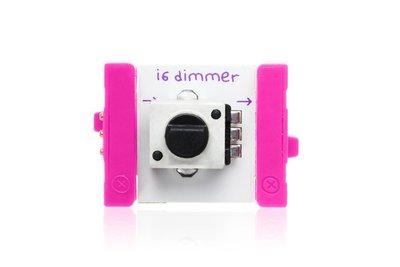 美國 littleBits 零件 (input): dimmer (8折出清)