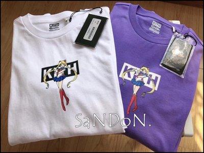山東:Kith Women x Sailor Moon Mott 美少女戰士薄棉長袖TEE SLY 201009