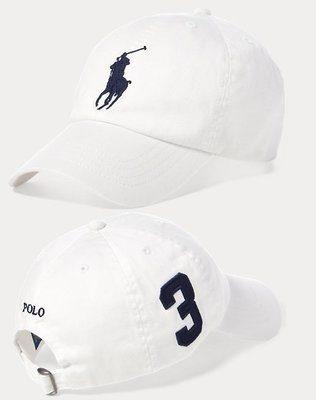 Polo Ralph Lauren 大馬 棒球帽 老帽 青年款