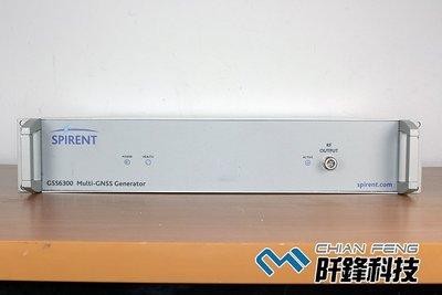 【阡鋒科技 專業二手儀器】思博倫 Spirent GSS6300 GNSS Signal Generator 信號產生器
