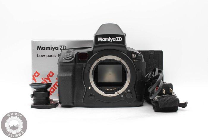 【高雄青蘋果3c】MAMIYA ZD 22MP 中片幅 2200萬 單機身 數位單眼 Mamiya 645#49523