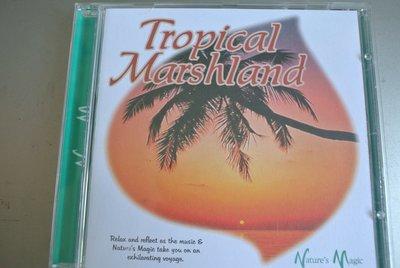 CD ~ Tropical Marshland  Nature's Magic ~ 1996 ELAP 4218CD