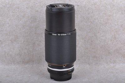 【品光攝影】NIKON AIS 70-210mm F4 (70-210/4) 手動鏡頭 FH#57807J