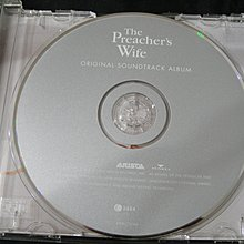 【198樂坊】  Whitney Houston.The Preacher's Wife天使保鑣(電影原聲帶)BF