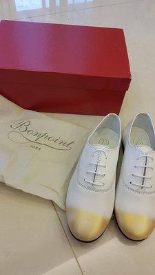 法國精品童裝Bonpoint-童款牛津鞋