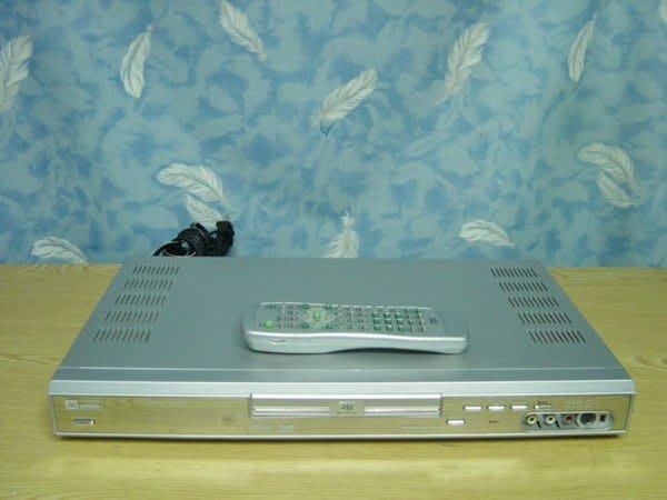 【小劉二手家電】MUSTEK  DVD錄放影機,可錄電視,也可外接VHS轉拷成DVD,壞機可修/抵!