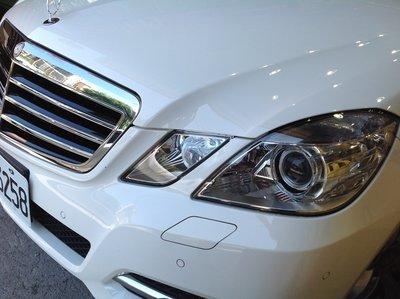 DJD18072427 Benz 賓士 W212 歐規 E-class 原廠 HID 大燈 頭燈 單邊25500$