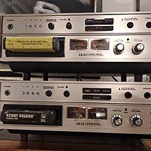 日本磁8軌磁帶旗艦機王 AKAI GXR-82D 8 track recorder 發燒級8 軌錄音機