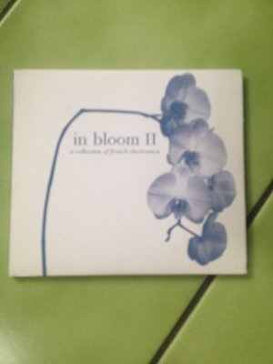 (標即結)(絕版)In Bloom II: Collection Of French Electronica(2CD)