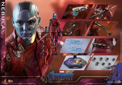 (尾數$930)7/6 Hottoys MMS 534 Avengers 4 Endgame - Nebula 復仇者聯盟4