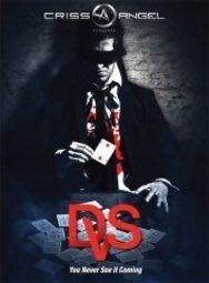 【意凡魔術小舖】DVS(超強蒙眼預言魔術)(Mark Calabrese)(Criss Angel公司發行)