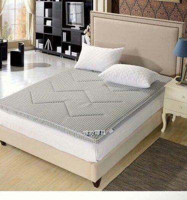 【嫁妝寢具】升級4D立體彈簧透氣涼爽水洗涼墊-5尺x6.2尺床墊/遊戲墊/涼墊/   加厚5公分