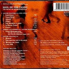 馬友友Yo-Yo Ma / Soul Of The Tango 探戈靈魂