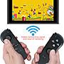 現貨Switch主機NS 副廠多圓 JOY-CON PAD 左右手控制器+腕帶 無線控制器+腕帶一對 【板橋魔力