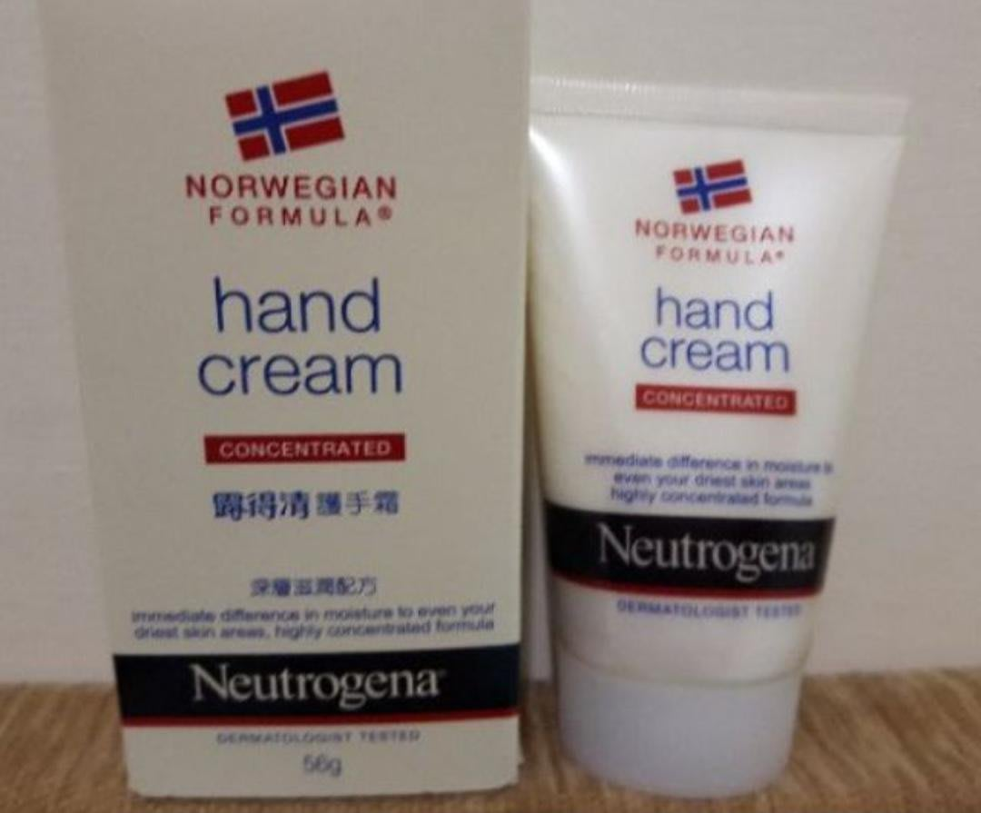 Neutrogena 露得清 護手霜-56g