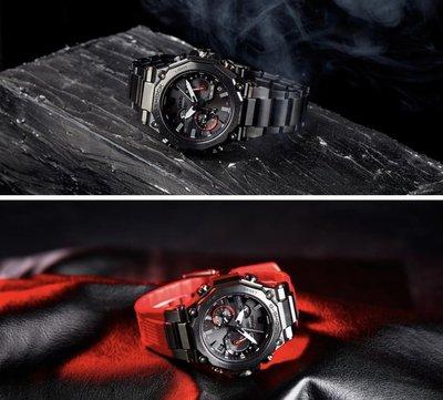 全新 CASIO G-SHOCK MTG-B2000BDE-1A JR 藍牙電波太陽能錶