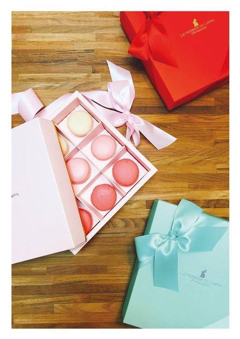 白兔洞甜點實驗室-風尚甜點禮盒-森林禮盒