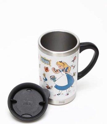 日本下午茶afternoon tea愛麗絲限定保溫杯 把手杯
