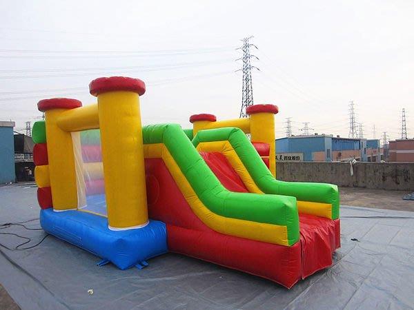 大中小型 充氣 游泳池 城堡 溜滑梯 趣味活動 遊戲屋 步行球 蹦蹦床 闖關 訂做各式陸上水上充氣產品(廣育充氣塑膠)