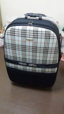 全館出清大拍賣~ G2000格紋 經典款30吋 行李箱