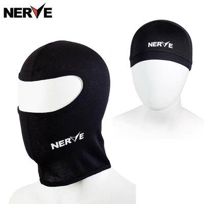 NERVE 騎士頭套 半截頭套 重機頭套(長+短共兩入價)