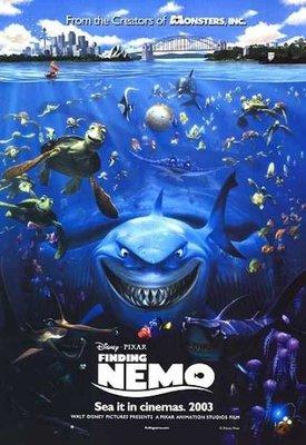 海底總動員-Finding Nemo (2003)原版電影海報