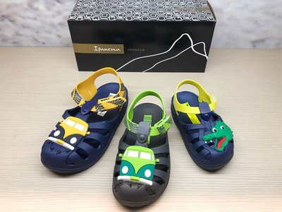 嘉年華 巴西人字鞋 2018新款 Ipanema 小朋友涼鞋