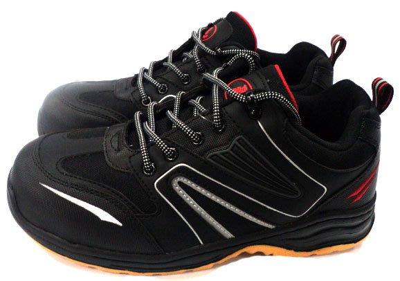 美迪 -歐瑪斯-OM749P-工作安全鞋-(檢內登字第R55353號)-(鞋底防穿刺)~台灣製