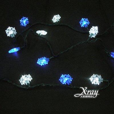 X射線【X100013】50燈LED雪...