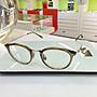 YELLOWS PLUS KERRY C.284日本手工眼鏡 純鈦鏡腳日本原裝