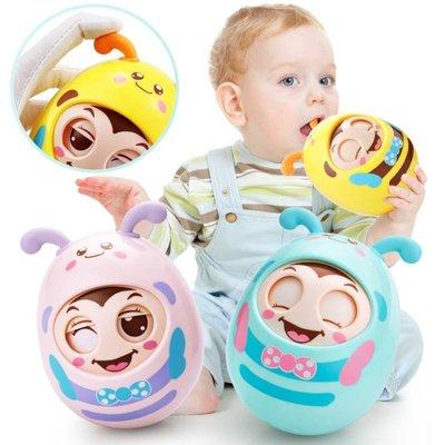 手搖鈴嬰兒玩具3-6-12個月新生兒搖鈴 0-1歲寶寶益智早教幼兒牙膠  XY1231