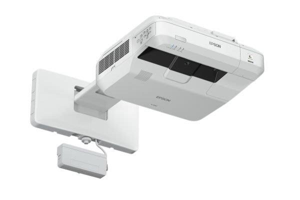 EPSON EB-710Ui 雷射多用途智慧超短焦互動型投影機(具手指觸控加互動筆操作)