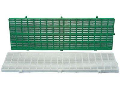 [樂農農] 新料(非回收料) 耐酸板/塑膠棧板/高床板/塑膠板/豬棧板 1尺x3尺