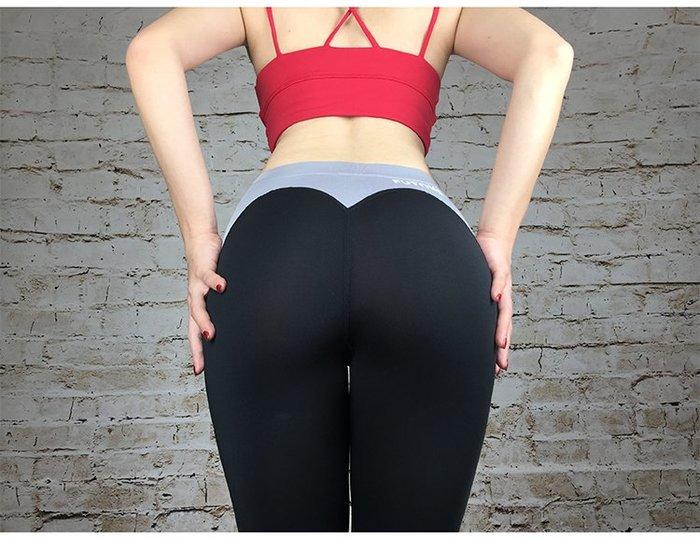 女 蜜桃臀 瑜珈褲 9分褲 內搭褲 韓版 修身 顯瘦 吸濕排汗 C37-CK8164