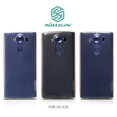 *phone寶*NILLKIN LG V10 本色TPU軟套 超薄貼機 軟殼 保護殼