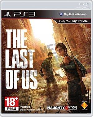 【二手遊戲】PS3 最後生還者 THE LAST OF US 中文版【台中恐龍電玩】