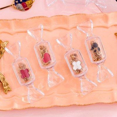 迷您糖果造型透明收納盒 首飾盒【JI2364】《Jami Honey》