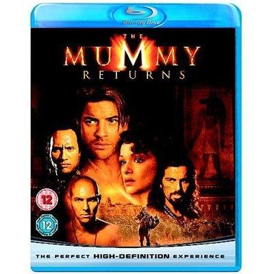 【BD藍光】神鬼傳奇2 The Mummy Returns (台灣繁中字幕) - 布蘭登費雪、瑞秋懷茲