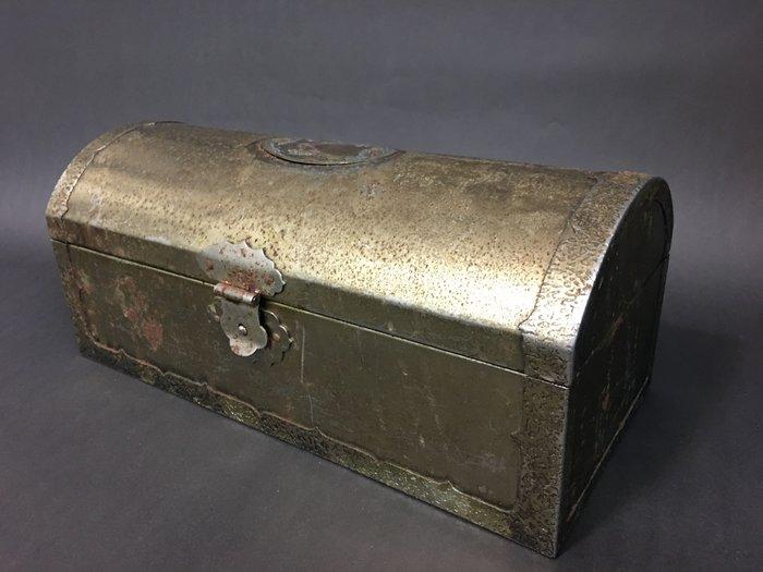 金屬空酒箱 酒盒 鐵盒鐵箱