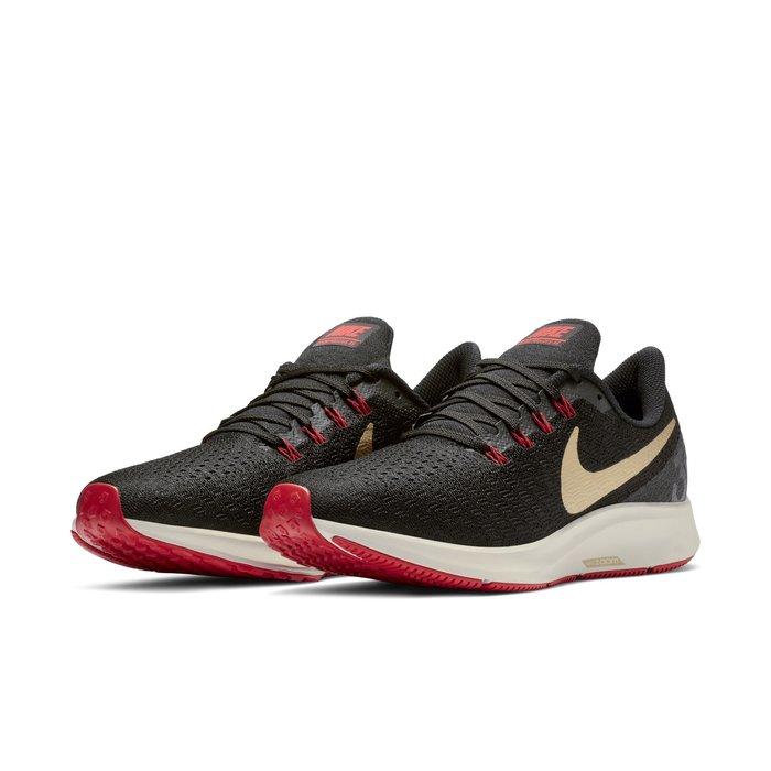 Nike Air Zoom Pegasus 35 黑 男用慢跑鞋 穩定避震 942851 018