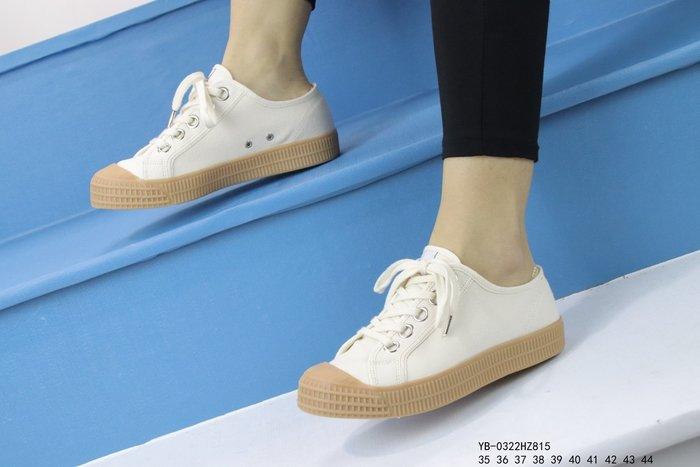 酷兒の體育 韓國潮鞋Excelsior 復古生膠餅幹帆布鞋港風低幫復古厚底板鞋 男女生休閒運動鞋 多色