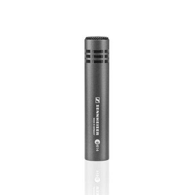 【成功樂器 . 音響】Sennheiser E614 專業 電容式 超心型 Overhead 收音 麥克風
