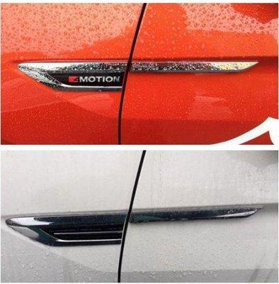 ** 福品小舖 ** 福斯 VW TIGUAN 17   葉子板 貼紙  側標 車標 車貼 刀標 (無字款)