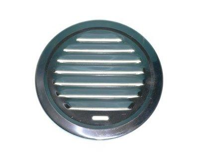 ST平面(圓型)外氣罩-直徑20.5cm,通氣罩,排風罩,換氣口,通風口,排氣罩