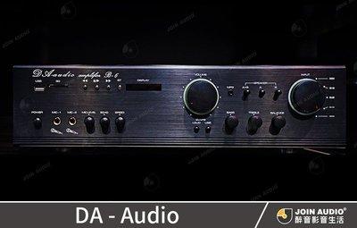 【醉音影音生活】DA AUDIO B-6 多功能擴大機.100W+100W大功率.二組麥克風輸入.綜合擴大機.公司貨