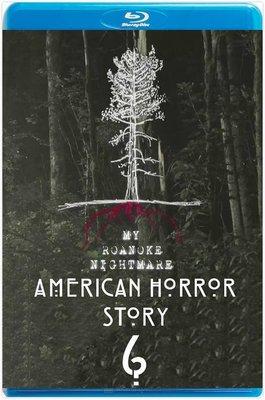 美國恐怖故事:洛亞諾克美國怪談美国怪谭  第6季 2碟 American Horror Story不兼容PS