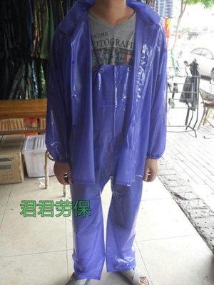 兩件式雨衣水衣正韓國版正品漁夫漁民分體式吊帶大帽檐雨衣雨褲套裝成人加厚捕魚款工地用10-16