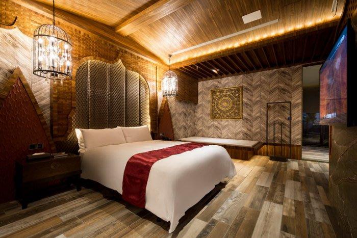 挪威森林Motel 台中漫活館 漫活商務房(周一~周四免費升等) 一泊二食 可面交