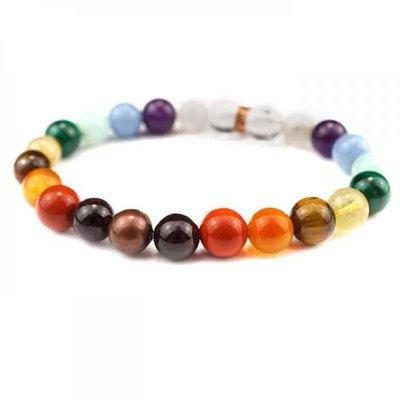 ENERGY MUSE Chakra Healing Bracelets 脈輪手環/鏈